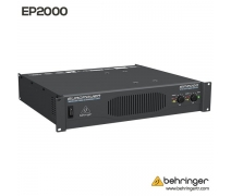 Behringer EP2000 2x1000W Stereo Power Anfi