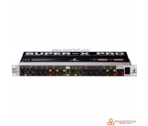 Behringer SUPER-X PRO CX3400 Crossovers ve Limiters
