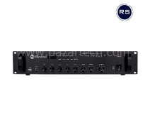 RS AUDIO DPA-300-USB 300W Mixer Amplifier USB